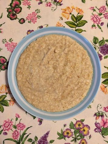 Living the Dream: Goldilocks and his new love for porridge