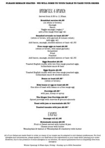Ginger Cow Menu 2020 - COVID images.003